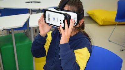 Startup acelarada pela Samsung inaugura laboratórios de RA em escolas de SP