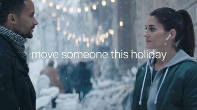 Apple divulga comercial de Natal que traz AirPods como destaque