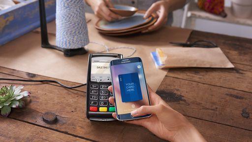 Samsung Pay será lançado no Brasil nesta quinta-feira (14)