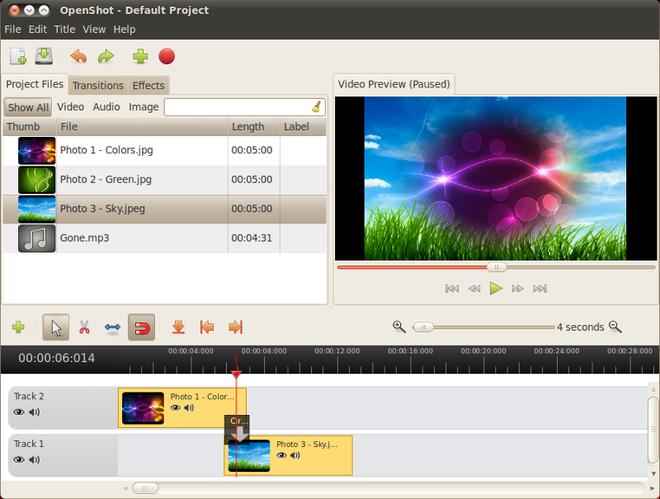 Editores de vídeo no Linux