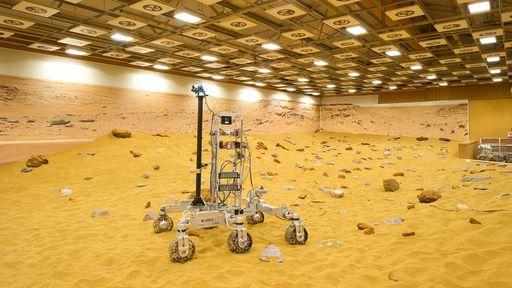 Missão ExoMars vai levar nova sonda a Marte para procurar sinais de vida