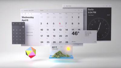 Microsoft revela detalhes do Fluent Design, seu novo conceito de estética