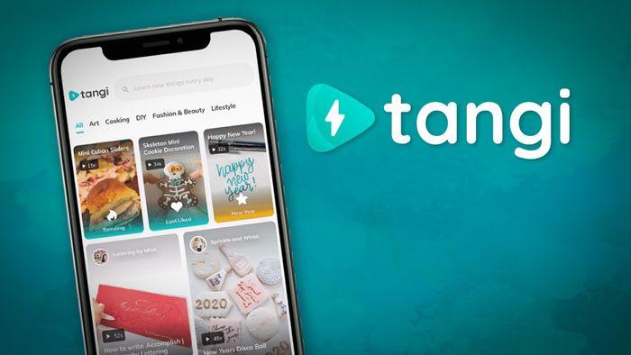 Tangi | App do Google para rivalizar com Pinterest e TikTok chega ao Android