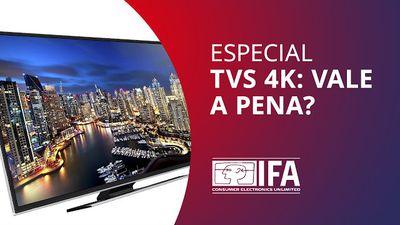 TVs 4K já valem a pena? [Especial   IFA 2013]