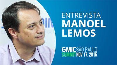 Uma conversa com Manoel Lemos, CUBO/ex-Abril/ex-BlogBlogs [GMIC 2015]