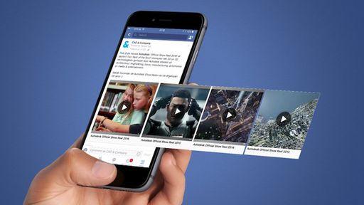 Facebook lança o 'Watch' para concorrer com YouTube e Netflix