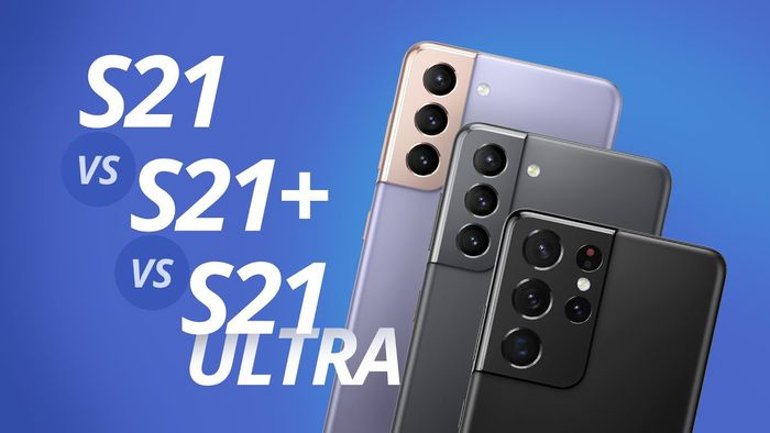 Galaxy S21 vs S21+ vs S21 Ultra (o que muda?) [Comparativo] - Vídeos - Canaltech