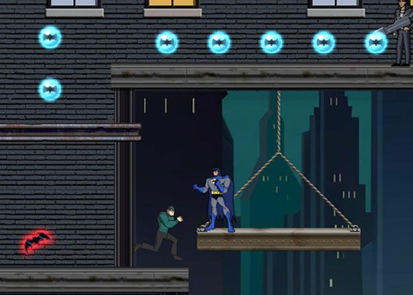 Batman Aventura Cavaleiro das Trevas