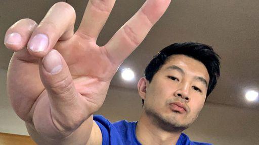 """Shang-Chi encerra gravações e ator diz: """"será impossível Hollywood nos ignorar"""""""