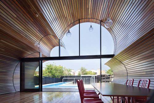 Cloud House interna