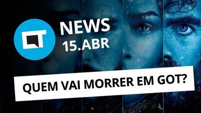 JBL com Google Assistente em português; SP monitorada por drones e + [CT News]