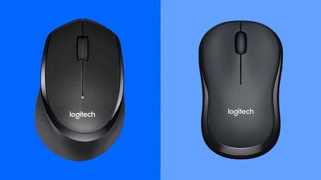 Mouses Logitech