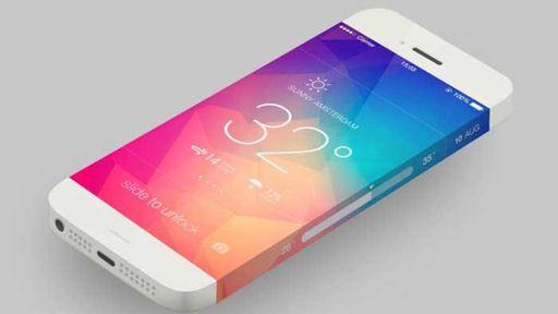 Nova patente da Apple mostra iPhone com tela de vidro curva