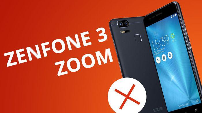 ce851283cb 5 motivos para você NÃO comprar o Zenfone 3 Zoom - Smartphone