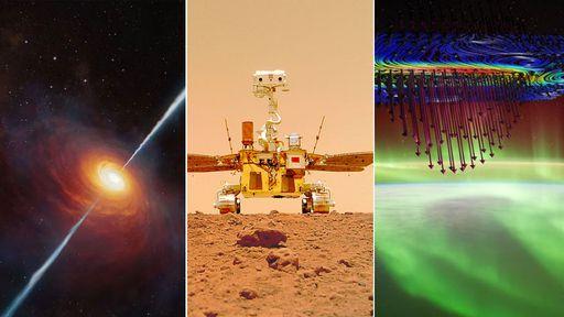 O céu (não) é o limite   Cadáver espacial, fotos do rover chinês em Marte e mais