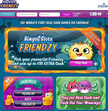 Bingo & Slots Friendzy Screenshot