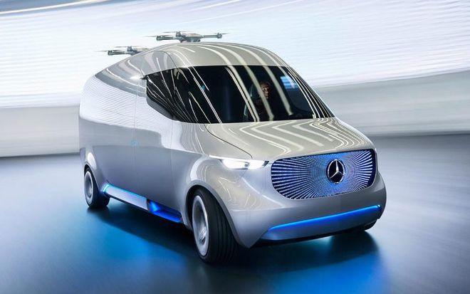 Van Mercedes-Benz