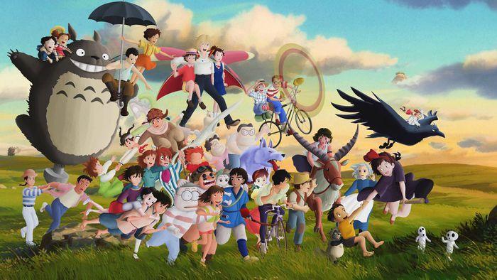Studio Ghibli Produzierte Filme