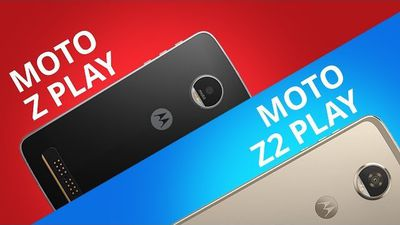 Moto Z2 Play vs Moto Z Play [Comparativo]