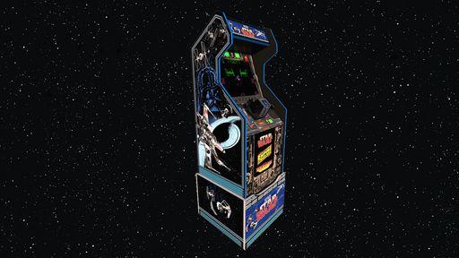 Arcade de Star Wars pode ser adquirido nos EUA por US$ 500