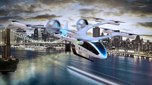 Embraer fecha acordo com empresa dos EUA para utilização de 60 carros voadores