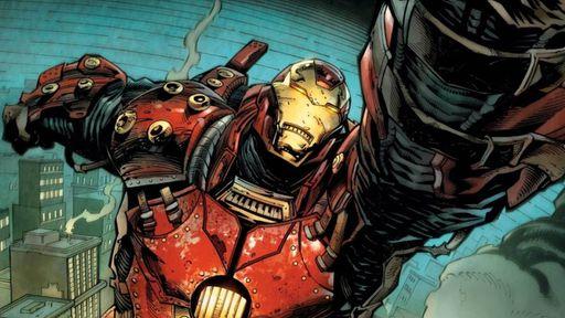 Homem de Ferro steampunk malvadão é destaque em nova HQ da Marvel