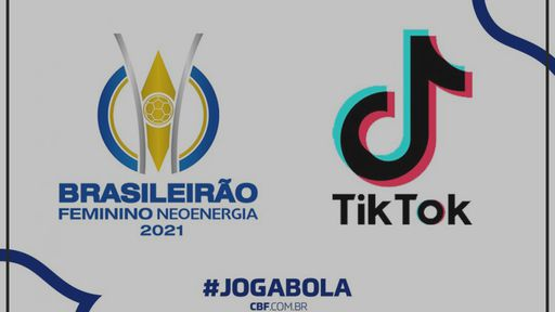 TikTok transmitirá ao vivo partidas decisivas do Brasileirão Feminino de futebol