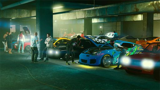 GTA Online terá espaço social para carros; veja novos veículos e mais novidades