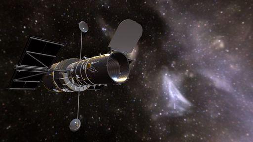 NASA identifica possível causa do problema que suspendeu as operações do Hubble
