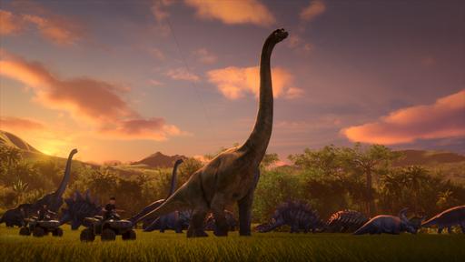 Jurassic World: Acampamento Jurássico   Como a animação se liga aos filmes