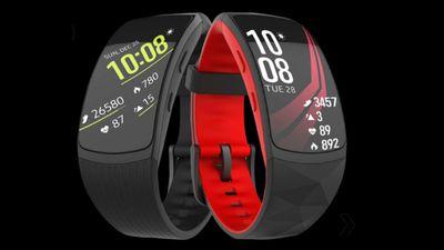 Samsung Gear Fit2 Pro terá Spotify offline e será a prova d'água