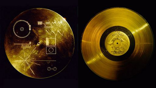 Os discos de ouro das sondas Voyager vão durar muito mais que a humanidade
