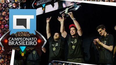 Cobertura: Campeonato Brasileiro de League of Legends - 3º dia