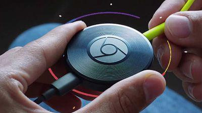 Google vai descontinuar o Chromecast Audio