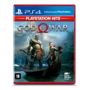 Jogo God of War 4 - Playstation Hits - PS4