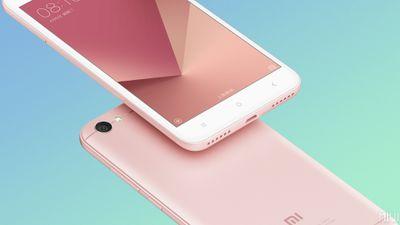 Xiaomi apresenta Redmi Note 5A com 4 GB de RAM e foco em selfies