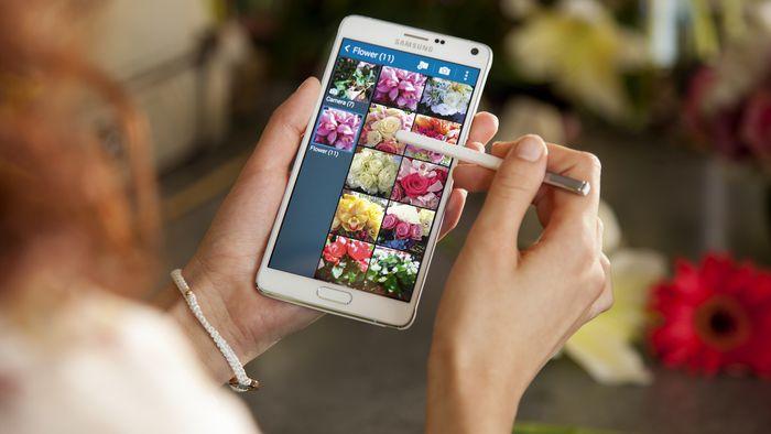 f588367ad9556 IFA 2014  Samsung apresenta o esperado Galaxy Note 4 - IFA