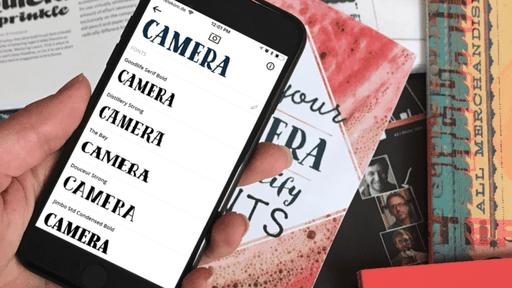 Conheça o aplicativo que identifica fontes como o Shazam identifica músicas