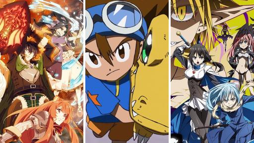 O que é um anime isekai?