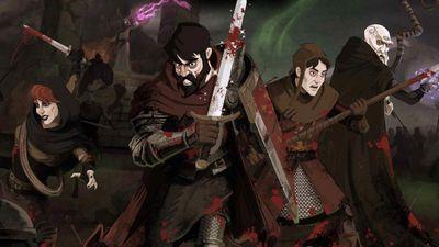 RPG tático brasileiro Sword Legacy: Omen reconta a história do Rei Arthur