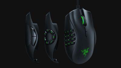 Razer recorre ao Kickstarter para fabricar o mouse Naga Trinity para canhotos