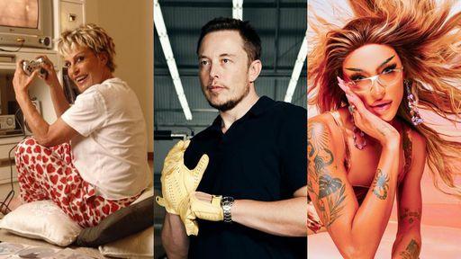 Confira 11 famosos que amam videogame