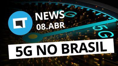 Rumores sobre Galaxy Note 10; Detalhes técnicos do 5G no Brasil e + [CT News]