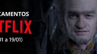 Netflix: confira os lançamentos da semana (13/01 a 19/01)