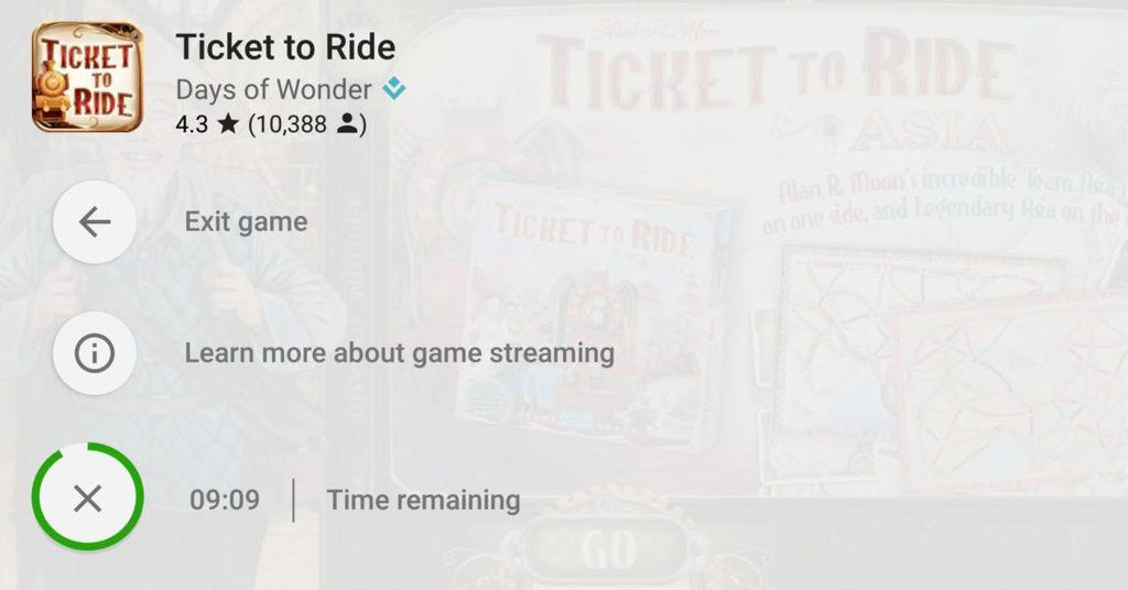 Play Store teste jogos