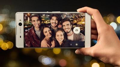 Sony anuncia o Xperia XA Ultra com câmeras poderosas e tela de 6'' sem bordas