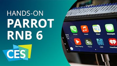 Parrot RNB 6: o dispositivo que transforma seu carro em veículo inteligente [Hands-on | CES 2015]