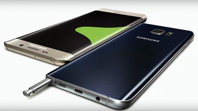 Sem alarde, Galaxy S6 Edge Plus e Note 5 de 128 GB aparecem na loja da Samsung