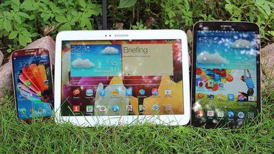 Samsung: Galaxy Gear 2 e Galaxy Tab 4 devem ser anunciados junto com o Galaxy S5