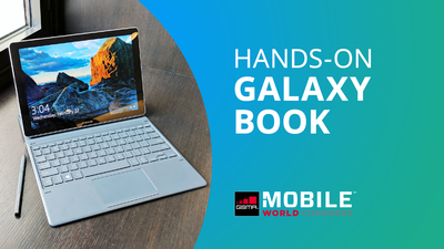 Galaxy Book [Hands-on MWC 2017]